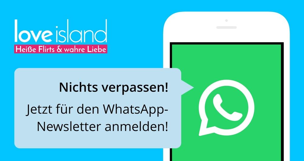 Unterbrecher Whatsapp Newsletter