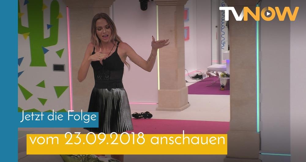 TV NOW Folge vom 23.09 WEB
