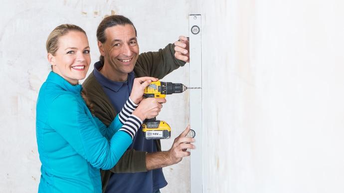 Zuhause im Glück - Eva Brenner und John Kosmalla