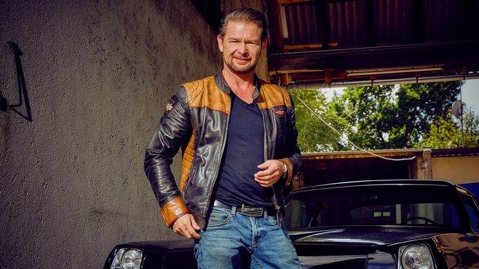 Moderator Det Müller von GRIP - Das Motormagazin bei RTL 2!