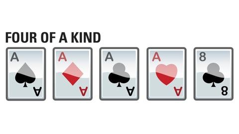 Karten Wertigkeit