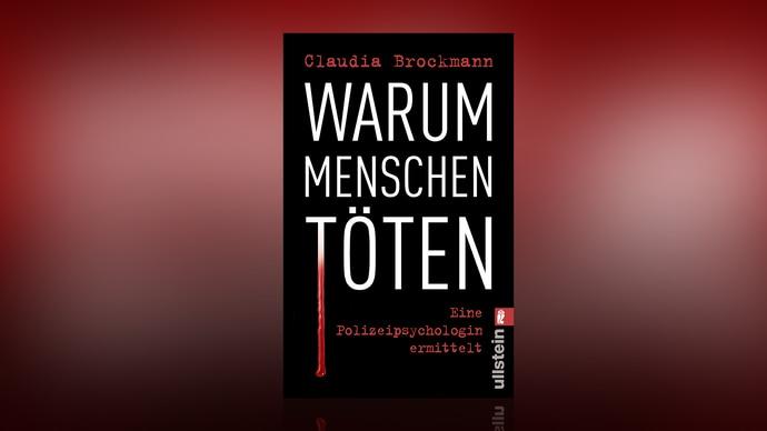 Gottlos - Buch - Dr. Claudia Brockmann - Warum Menschen töten
