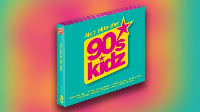 Nr.1 Hits der 90s Kidz