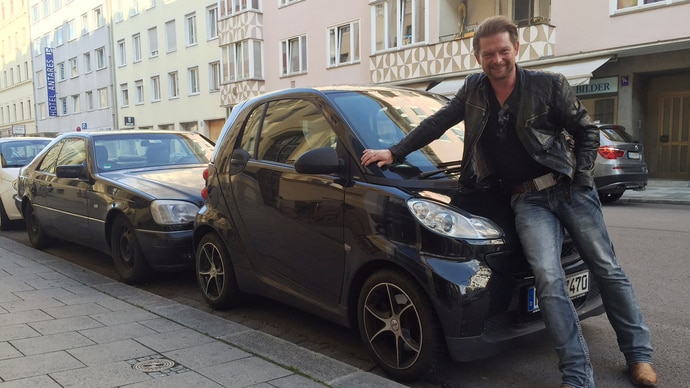 """Det Müller von """"GRIP - Das Motormagazin"""" bei RTL 2"""