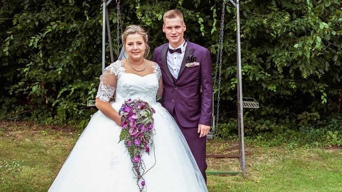 Hochzeit von Sarafina & Peter