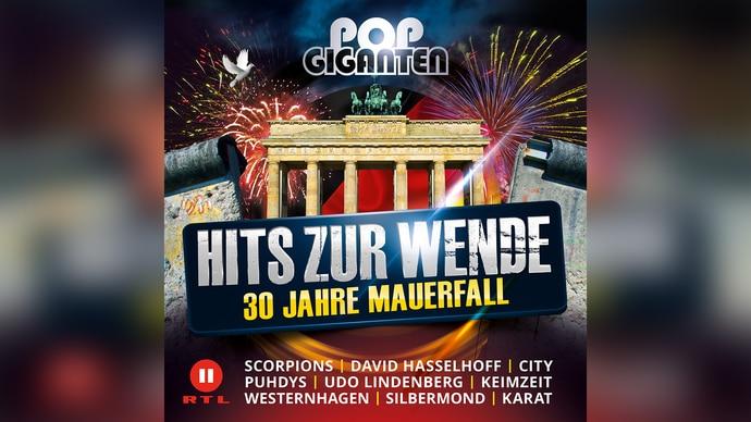 Pop Giganten - Hits zur Wende - CD