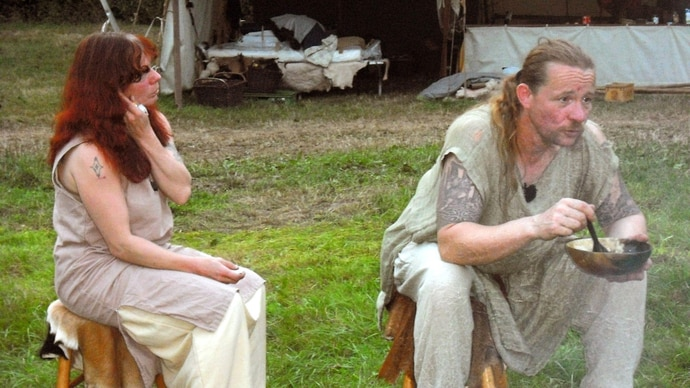 EXKLUSIV - Die Reportage - Camping Extrem - Auch gerne nackt!