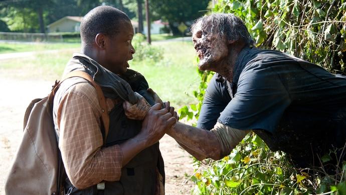 The Walking Dead - Staffel 4 - Folge 4 - Im Zweifel - Bob
