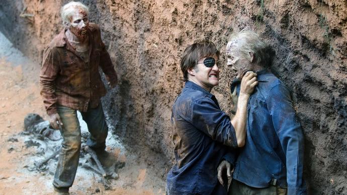 The Walking Dead - Staffel 4 - Folge 6 - Lebendköder - Der Governor