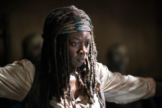 The Walking Dead - The Walking Dead - Staffel 5 - Folge 2 - Gabriel - Michonne