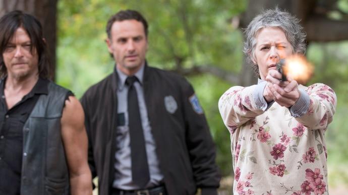 The Walking Dead - Staffel 5 - Folge 13 - Vergessen - Daryl, Rick und Carol