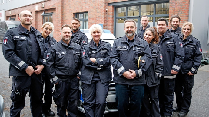 Die Wache Hamburg - Folge 3