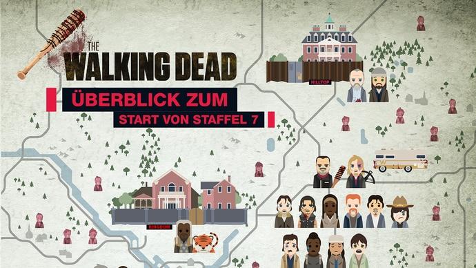 The Walking Dead - Folge 84