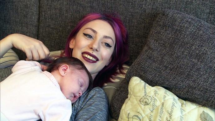 Teenie-Mütter - Wenn Kinder Kinder kriegen - Folge 106