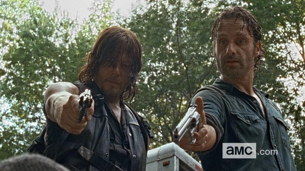 The Walking Dead Staffel 6 Folge 2 German