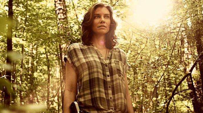 The Walking Dead - Maggie Greene - Lauren Cohan