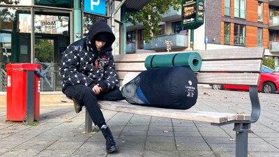 Prominent und obdachlos - Prinz Alexander von Anhalt, Zoe Saip, Tobias Wegener