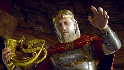 Die Legende von Beowulf - Spielfilm