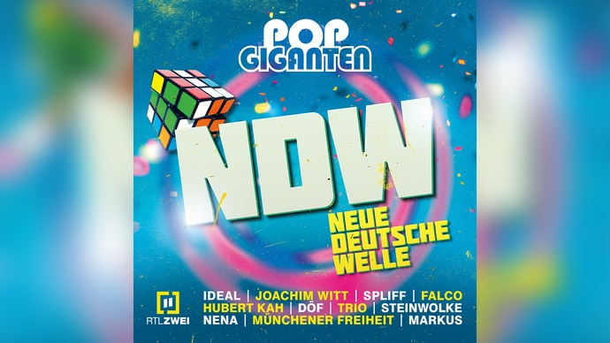 Pop Giganten - NDW
