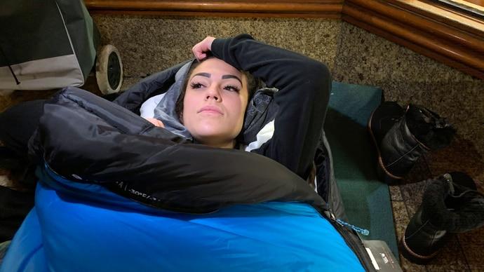 """Die Sendung """"Prominent und obdachlos - Gosse statt Glamour"""" bei RTLZWEI"""