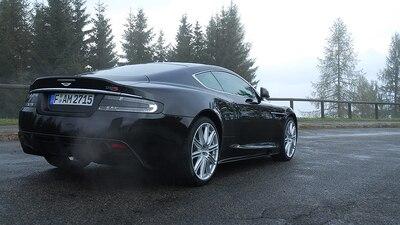 Aston Martin Dbs Ultimate Edition Versus Bond Bösewichterautos Episode 211 Video Grip Das Motormagazin Rtlzwei