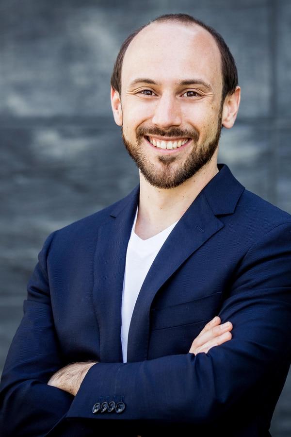 Johannes Ehrler wird Chief Data & Innovation Officer