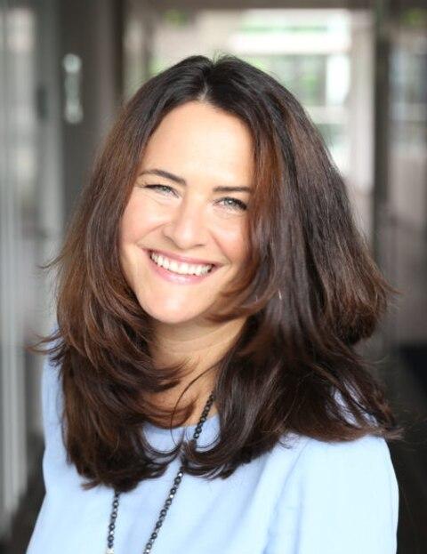 Dr. Anne Suffert, Leiterin Personal
