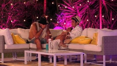 Love Island: First Look: Beef mit Denise & Neuer Flirt für Samira
