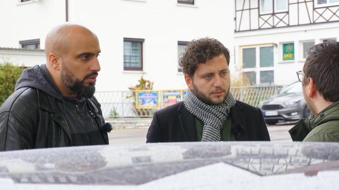 Endlich Klartext - Abdelkarim und Felix Banaszak (Bündnis 90/Die Grünen)