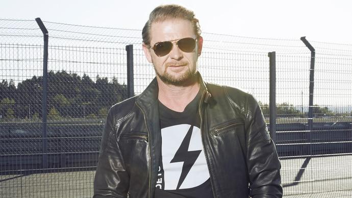 """Det Müller von """"GRIP - Das Motormagazin"""" bei RTLZWEI"""