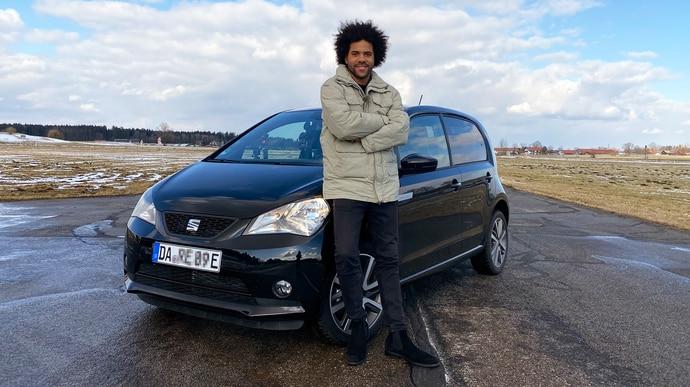 "Der SEAT Mii electric im GRIP ""Elektro-Check"" mit Experte Alex Bangula"