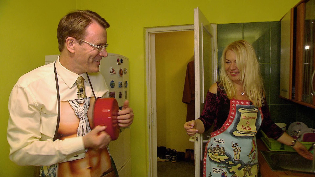 So überzeugt Walther seine Marta in der Küche (Video