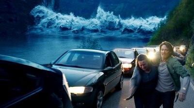 The Wave - Die Todeswelle - Spielfilm
