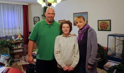 Das Messie-Team - Start in ein neues Leben - In Karins Wohnung herrscht das reinste Chaos