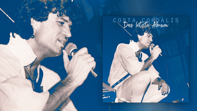 Costa Cordalis - Das letzte Album