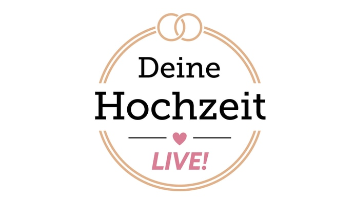 Deine Hochzeit - Live! - RTLZWEI