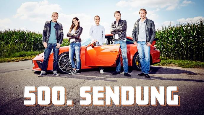 """Die Sendung """"GRIP - Das Motormgazin"""" bei RTLZWEI"""