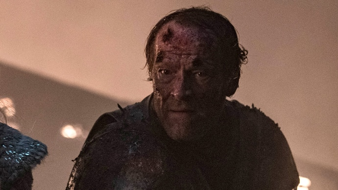 Game Of Thrones - Iain Glen (Ser Jorah Mormont)