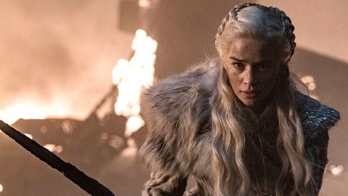 Emilia Clarke - Emilia Clarke (Daenerys Targaryen)