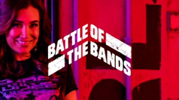 "Die Sendung ""Battle of the Bands"" bei RTLZWEI"