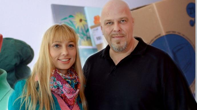Sabina Hankel-Hirtz und Dennis Karl