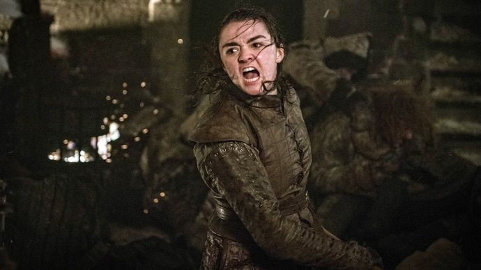 Game of Thrones - Maisie Wiliams (Arya Stark)