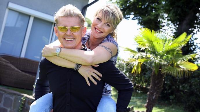 Markus Möhrl und Yvonne König