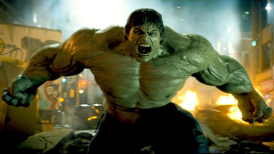 Der unglaubliche Hulk - Spielfilm