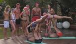 Love Island - Yoga.