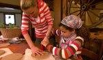 Zuhause im Glück: Evas Basteltipp: Wandscheiben
