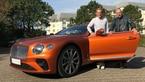 Trailer: Der neue Bentley GT (Folge 456)