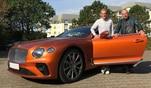 Matthias Malmedie und Helge Thomsen fahren ein Rennen gegen die Sonne. Schaffen sie es...