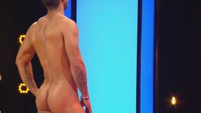 """""""Mit meinen Tattoos steche ich auf jeden Fall heraus"""": Die Kandidaten von """"Naked Attraction"""" verraten, wie sie sich nackt vor der Kamera..."""
