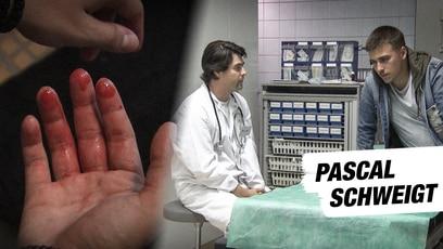 Best-of Folge 1801 - Pascal schweigt: Pascal hat immer noch mit den körperlichen Verletzungen nach der Vergewaltigung zu tun....